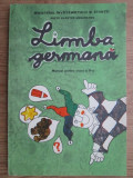 Grete Klaster Ungureanu - Limba germana.Manual pentru clasa a II-a, Clasa 2, Manuale