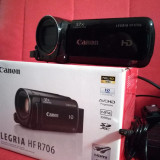 Camera video HD Canon Legria HF R706