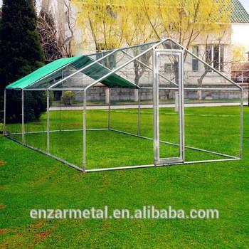 Tarc, solar, garaj, incintă pentru animale de companie 3m 6m 2m Zipper