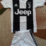 Echipament copii Juventus Dybala 2019, Alb