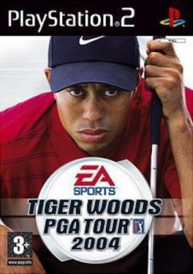 Joc PS2 Tiger Woods PGA Tour 2004 foto