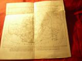 Harta istorica Dacia Romana(101-272) si Dobrogea Romana (sec.I-VI en) asezari