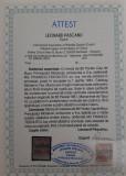 Cumpara ieftin MOLDOVA 1858 CAP DE BOUR 80par. PE HARTIE RARA ALBASTRUI-VINETIE INTENS. MI 7ax., Stampilat