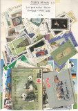 Coreea de Nord.Lot peste 110 buc. timbre+19 buc. colite stampilate DL.20, Asia
