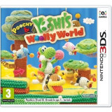 Poochy And Yoshi S Woolly World Nintendo 3Ds