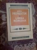 D8 MANUAL PREPARATOR DE LIMBA ROMANA