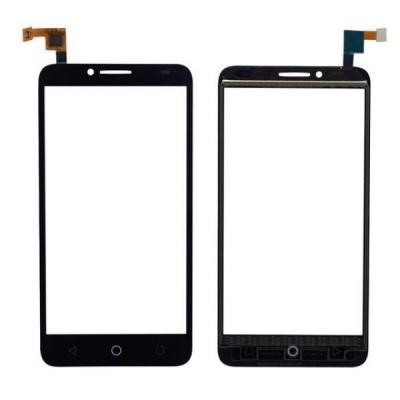 Touchscreen Alcatel Fierce XL OT - 5054 Negru foto