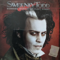 Sweeney Todd (BluRay)