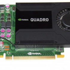 Placa video profesionala PNY Quadro K2000 2GB DDR5 128-bit