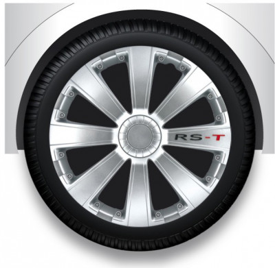 Set capace roti 13 inch RST Silver foto