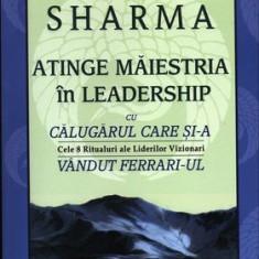 Atinge măiestria în leadership