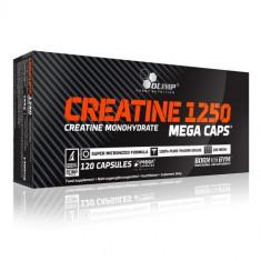 OLIMP Creatine Monohydrate 1250 MEGA CAPS, 120 caps