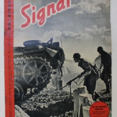 REVISTA ' SIGNAL ' , EDITIE IN LIMBA ROMANA , NUMARUL 1 DIN OCTOMBRIE 1942