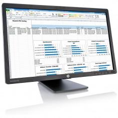 "Monitor LED HP EliteDisplay E231 23"", Grad A, Full HD, 1920x1080, 5ms, VGA,..."