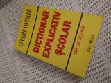 # Dicționar explicativ școlar - Onufrie Vinteler