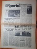Sportul 1 august 1984-jocurile olimpice de la los angeles