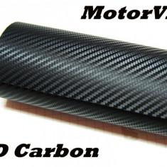 Folie Carbon 3D neagra - 1,28 m x 0,5m - FC314918