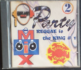 CD Party Reggae is the King