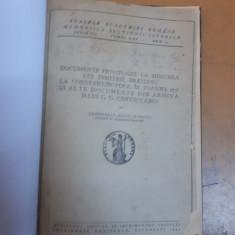 R Rosetti Documente priv. la misiunea lui D Bratianu la Constantinopole Buc 1943