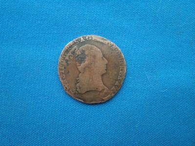 1 KREUZER 1800-AUSTRIA foto