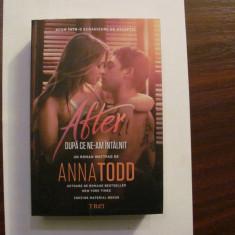 """PVM - Anna TODD """"Dupa ce ne-am Intalnit"""" / necitita / ecranizare exceptionala"""