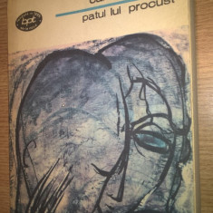Camil Petrescu - Patul lui Procust (Editura Minerva, 1982; BPT)