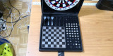 Joc Darts sah, table mini magnetic #NEL