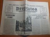 dreptatea 24 mai 1990-ziua aduzurilor electorale,manifestatie la universitate