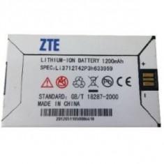 Acumulator   ZTE LI3712T42P3H633959  for ZTE  E700,ZTE F860,ZTE F866 Original, Li-ion