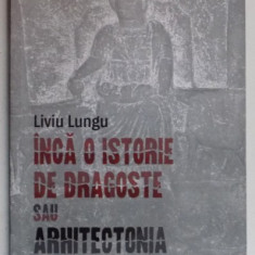 INCA O ISTORIE DE DRAGOSTE SAU ARHITECTONIA UNUI CHIP CIOPLIT de LIVIU LUNGU , 2015