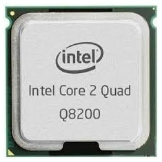 Procesor intel quadcore Q8200 4M Cache, 2.33 GHz, 1333 MHz FSB sk 775 socket 775