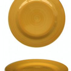 Farfurie ceramica, 19cm, galben, Keramik, 0121111,
