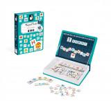 Carte magnetica Janod - Invata literele
