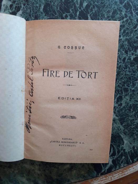 Fire de tort, ed. XII – George Cosbuc