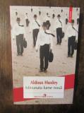 Minunata lume nouă - Aldous Huxley