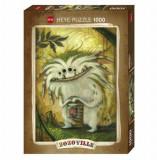 Cumpara ieftin Puzzle Heye Veggie, 1000 piese