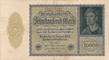 GERMANIA 10.000 marci 1922 VF+++!!!