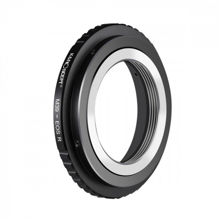 K&F Concept M39-EOS R adaptor montura de la M39 la Canon EOS R-mount KF06.387