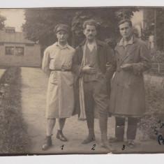 Aviatie , piloti raniti la spitalul militar Regina Elisabeta Bucuresti ,  1930