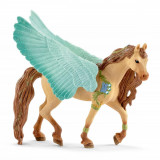 Cumpara ieftin Armasar Pegasus decorat - Figurina Schleich 70574