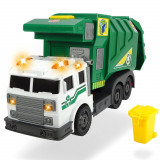 Cumpara ieftin Masina de gunoi Dickie Toys City Cleaner cu lumini, sunete si accesorii