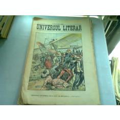 UNIVERSUL LITERAR NR.20/10 MAI 1911 (GROAZNICA CATASTROFA DE LA ISSY LES MOULINFUX)
