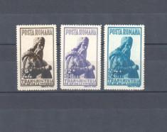 TRANSNISTRIA MIRON COSTIN 1942, MNH, ROMANIA LP 148 III foto