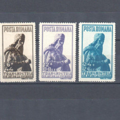 TRANSNISTRIA MIRON COSTIN 1942, MNH, ROMANIA LP 148 III