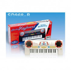 Orga Copii 37 Clape Teaching Keyboard SD968B