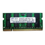 Memorie RAM laptop 2Gb DDR2 800Mhz PC2-6400 compatibila 2Gb 667Mhz Pc2-5300
