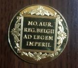 Moneda aur, Europa