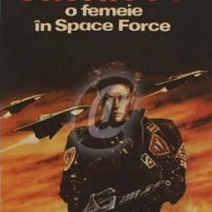 Charity - o femeie in Space Force