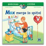 Cumpara ieftin Max merge la spital. Soricelul cititor/Christian Tielmann, Sabine Kraushaar