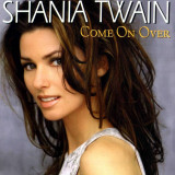 Shania Twain Come On Over (cd)